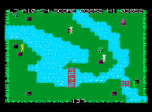 Sara's Adventures for MSX and MSX2
